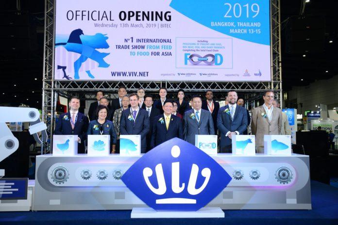 นักลงทุนอุตสาหกรรมปศุสัตว์ กว่า 45,000 คน ร่วมชมงาน วิฟ เอเชีย 2019